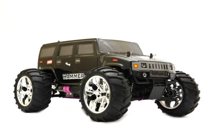 offroad rc truck verbrenner monstertruck hsp hummer 3. Black Bedroom Furniture Sets. Home Design Ideas