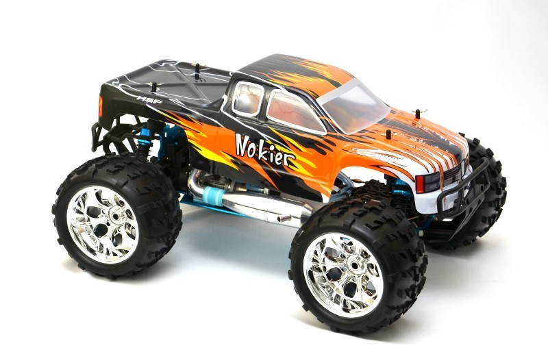 rc verbrenner monstertruck hsp nokier 1 8 2 4ghz hb. Black Bedroom Furniture Sets. Home Design Ideas