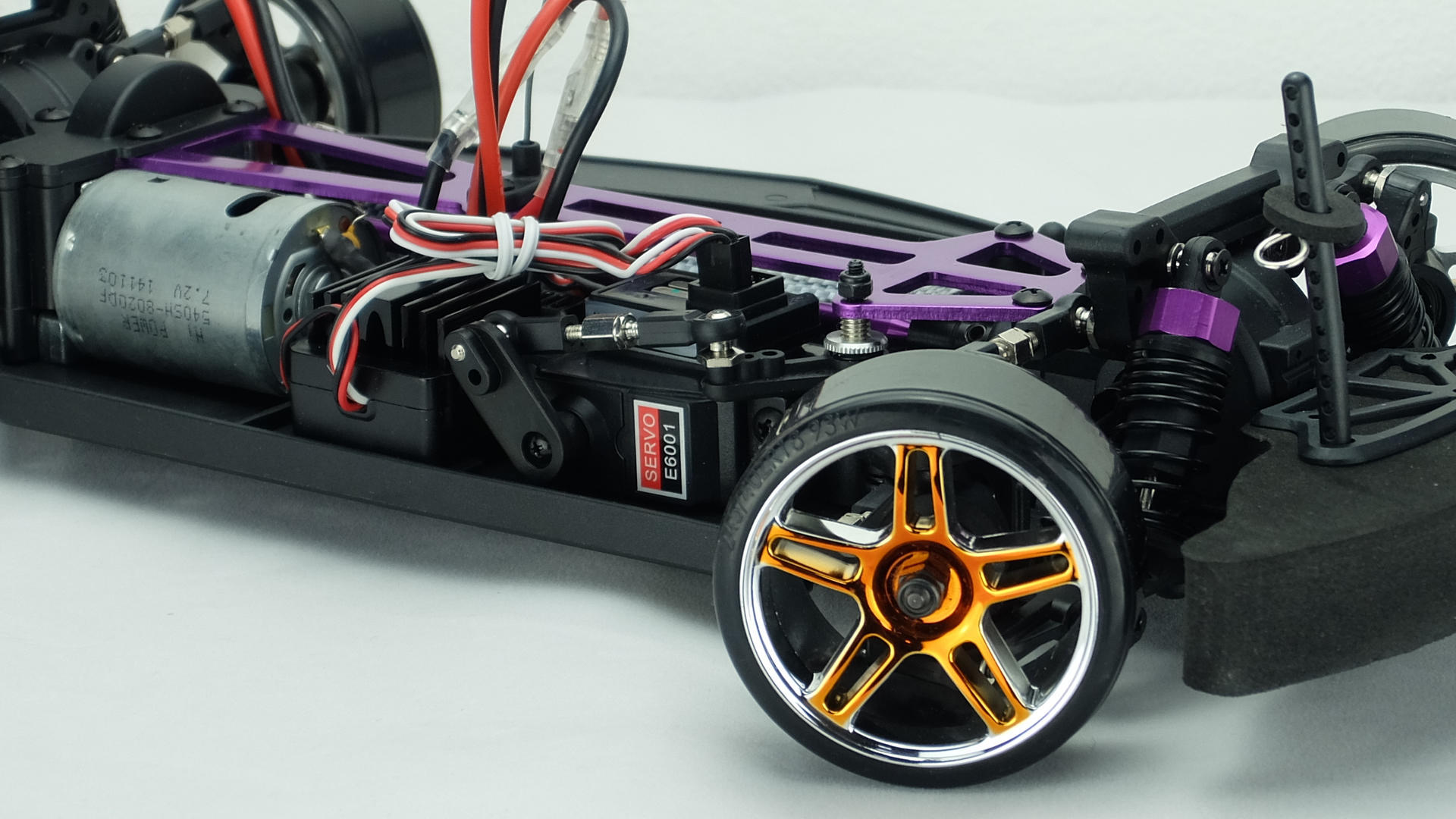 ferngesteuertes auto onroad rc drift car hsp flying fish. Black Bedroom Furniture Sets. Home Design Ideas