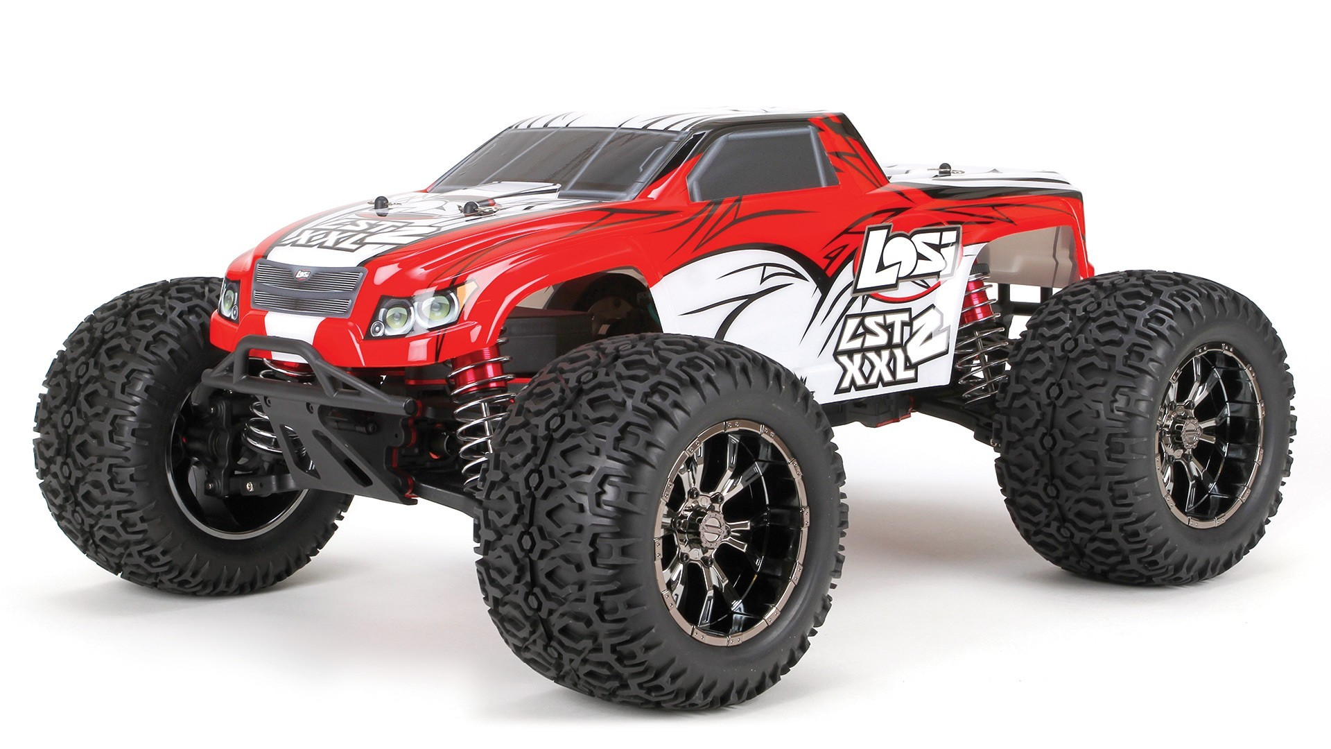 rc verbrenner offroad monstertruck losi lst xxl 2 1 8 4wd. Black Bedroom Furniture Sets. Home Design Ideas