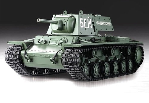 "RC Panzer ""Soviet Union KV-1"" 1:16 von Heng Long"