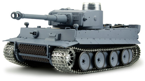 "RC Panzer ""German Tiger I"" von Heng Long 1:16 - Pro-Version"