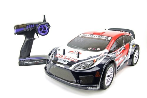 "RC Rally Car ""HSP Kutiger"" 1:10 2,4GHz 4WD"