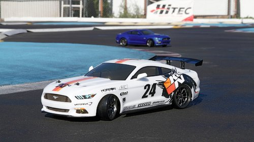 Vaterra K&N Ford Mustang GT 4WD 1:10 2,4GHz Drift Car