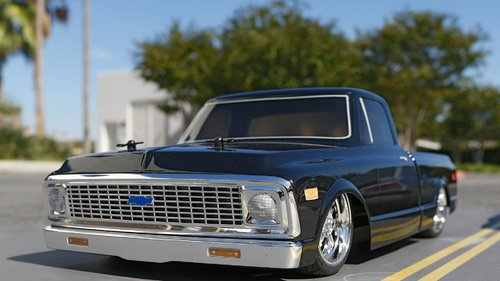Vaterra 1972 Chevy C10 Pickup 4WD 1:10 2,4GHz