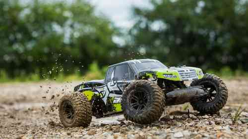 ECX AMP MT 1:10 2WD RTR Monster Truck Farbwahl