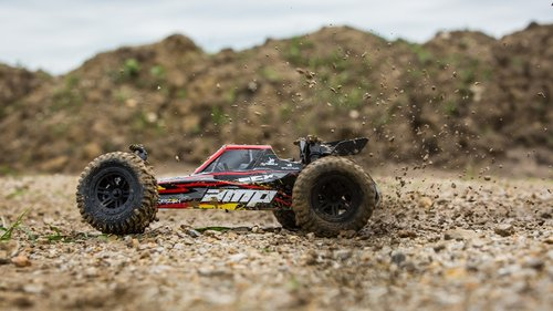 ECX AMP 1:10 2WD RTR Desert Buggy Farbwahl