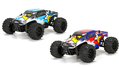 RC Monstertruck ECX Ruckus 1:24 4WD RTR Farbwahl