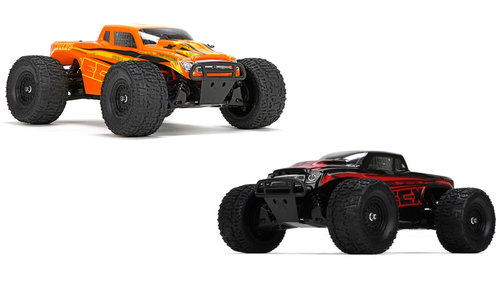 RC Monstertruck ECX Ruckus 1:18 4WD RTR Farbwahl