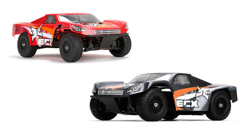 RC Short Course Truck ECX Torment 1:18 4WD RTR Farbwahl