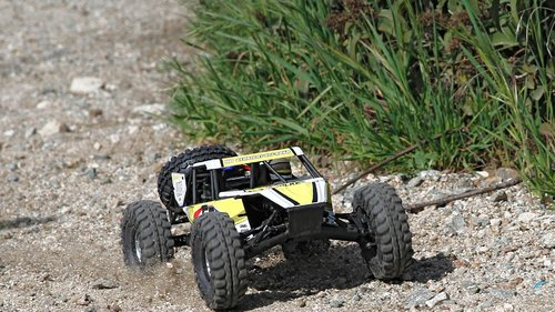 RC Rock Racer Twin Hammers 1/10 4WD Kit