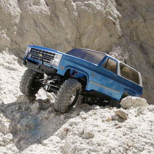 RC Rock Crawler 1986 Chevrolet Blazer Ascender 1:10 4WD Kit