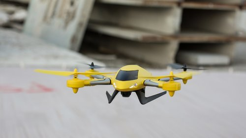 RC Quadrocopter Blade Zeyrok mit SAFE-Technologie