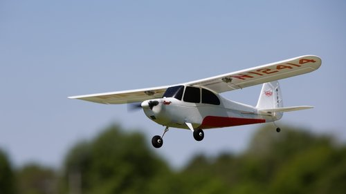RC Flugzeug Champ S+ mit SAFE-Plus-Technologie