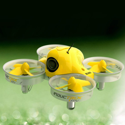 Micro RC FPV Quadrocopter Inductrix RTF / BNF