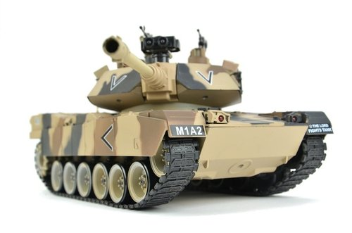 "RC Panzer ""USA M1A2"" 1:20"