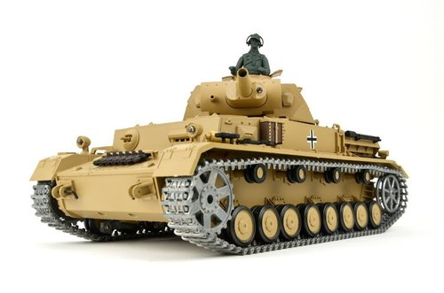RC Panzer German Kampfwagen IV F-1 1:16 2,4GHz Pro-Version
