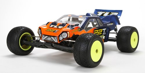 RC Truggy TLR 22-T 2.0 Stadium Truck 1:10 2WD Race Kit