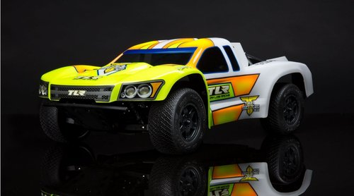 RC Short Course Truck TLR TEN-SCTE 3.0 1:10 4WD SCT Race Kit