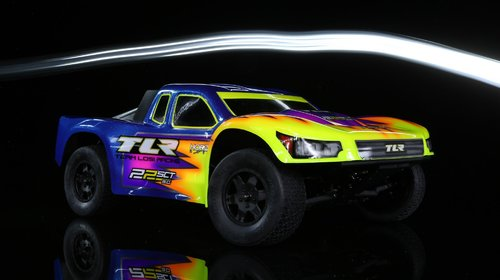 RC Short Course Truck TLR 22 3.0 1:10 2WD SCT Race Kit