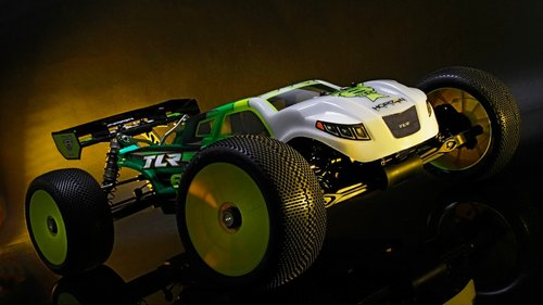 RC Truggy 8IGHT-T E 3.0 1:8 4WD Race Kit